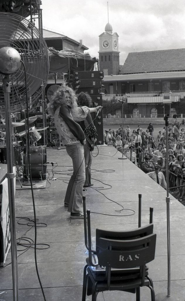led zeppelin tour 1972 jpj audio australia. Black Bedroom Furniture Sets. Home Design Ideas