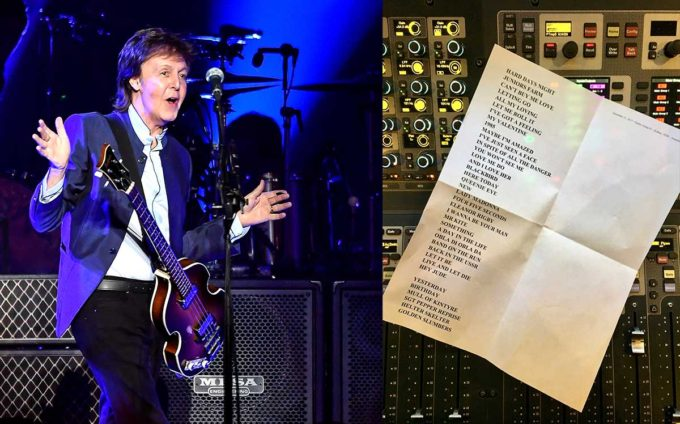 Paul McCartney 2017